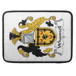 Whannell Family Crest MacBook Pro Sleeve