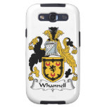 Whannell Family Crest Samsung Galaxy S3 Cover