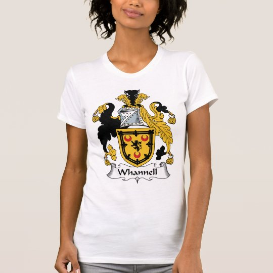 Whannell Family Crest T-Shirt