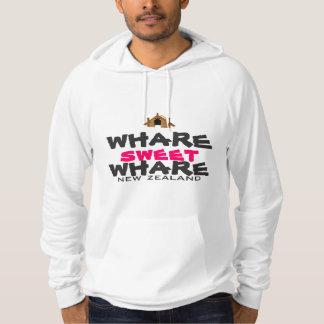 whare sweet whare hoodie
