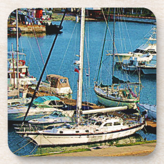 Wharf Bermudas de rey Posavasos De Bebidas