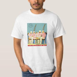 Wharf of Porto Carioca_Pier Carioca Port T-Shirt