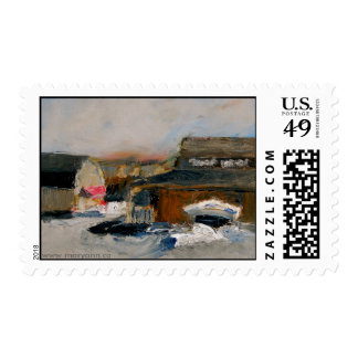 Wharf Wraps Stamp