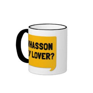 Whasson My Lover? A Cornish Soundboard Mug