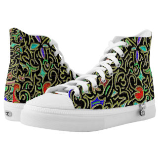 What 1 Abstract Printed Shoes