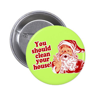 What a bunch of slobs pinback button