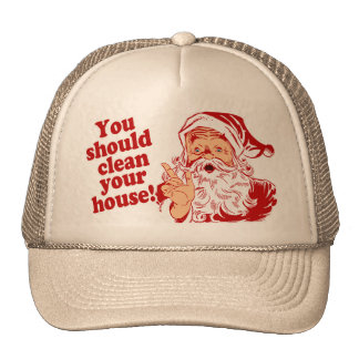 What a bunch of slobs! trucker hat
