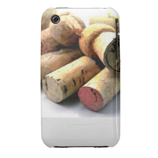 What a Corker iPhone 3 Case-Mate Case