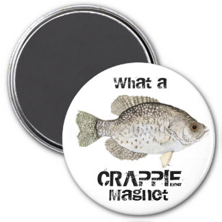 What a CRAPPIE Magnet