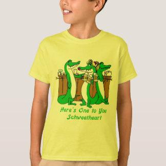 What a Croc T-Shirt