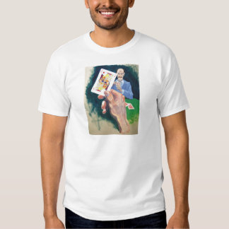 What a dirty trick tee shirt