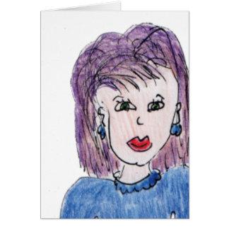 What A Doll - Barbara Card