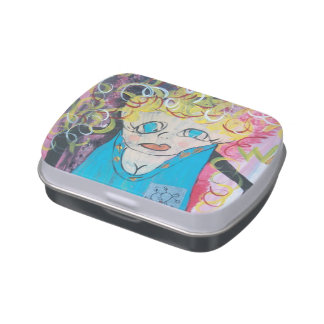 What A Doll Candy Tins