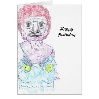 What A Doll - Grandma Card