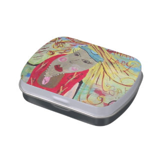 What A Doll Jelly Belly Candy Tins
