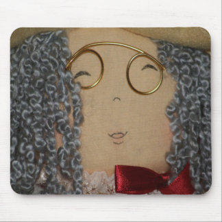 What A Doll Mouse Pad