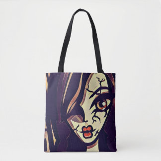 What a Doll Tote Bag