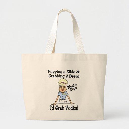 What a Dope Jumbo Tote Bag