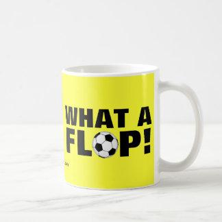 What a Flop! - Soccer Coffee Mug