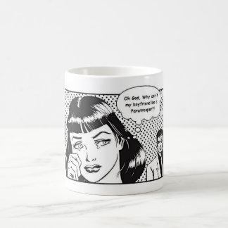What a girl wants magic mug