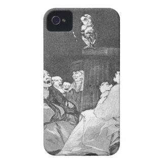 What a golden beak! by Francisco Goya Case-Mate iPhone 4 Case