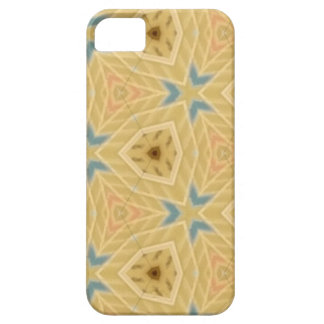 What a Good Day Tan Patterned iPhone SE/5/5s Case
