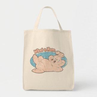 What a Ham Tote Bag