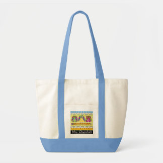 What a HOOT Teacher Tote - SRF