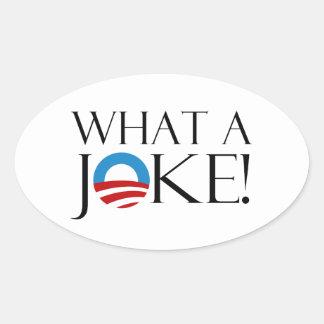 What a Joke Stickers