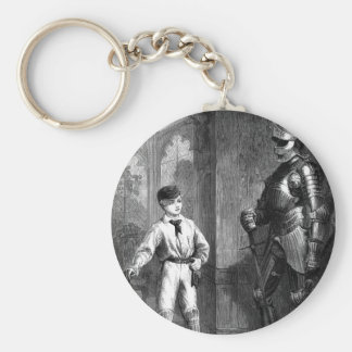 What a jolly wicketkeeper he would make keychain