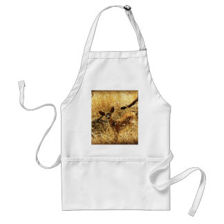 """""""What a Little Doll"""" Fawn Adult Apron"""