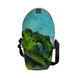 What a lovely trek courier bag