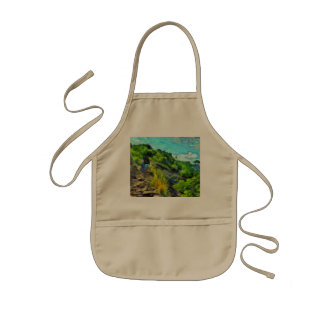 What a lovely trek kids' apron