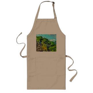 What a lovely trek long apron