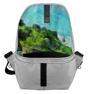 What a lovely trek messenger bag