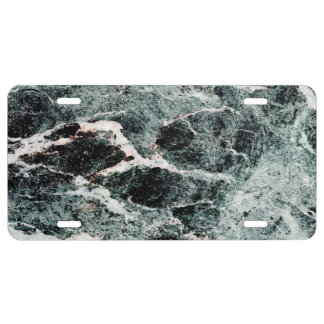 WHAT A MARBLE! ~ LICENSE PLATE