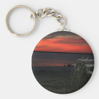 What a Night Keychain