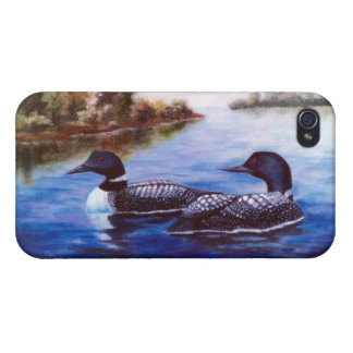 What A Pair Loon IPhone 4 Case Cover For iPhone 4
