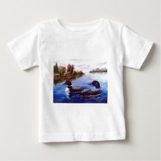 What A Pair Loon Toddler Tshirt