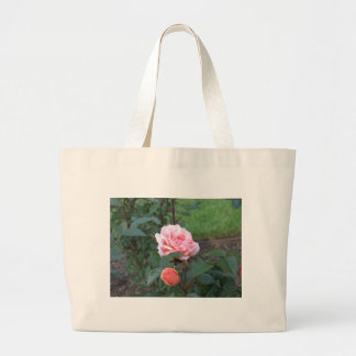 What a Peach  022 Large Tote Bag