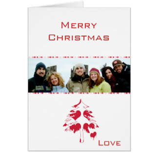 What A Savior Merry Christmas &  Your Family Photo Card