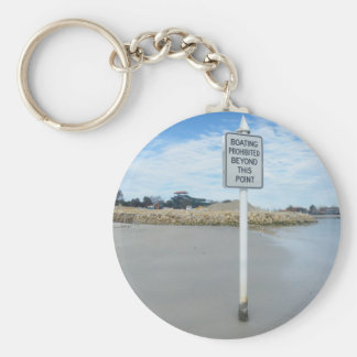 What a stupid sign keychain
