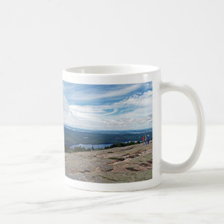 What A View Customizable Classic White Coffee Mug