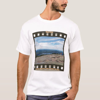 What A View Filmstrip T-Shirt