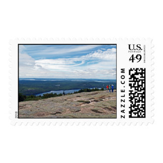 What A View Postage Stamp