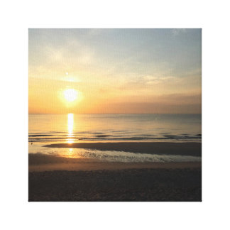 What a View Sunrise ocean shine on the water print