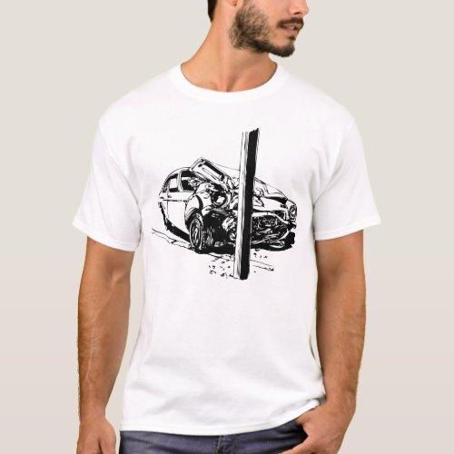 What a wreck T_Shirt