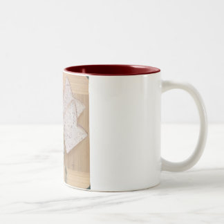 What about Me? Two-Tone Coffee Mug