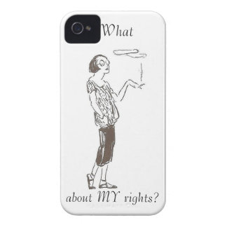 What About MY Rights?: Smokers Blackberry Case