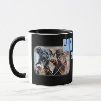 What About Us?  Mug